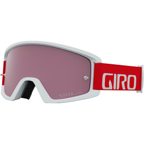 Giro Tazz MTB Goggles trim red/vivid trail/clear